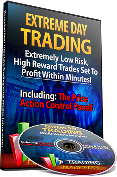 Extreme Stock and Forex Daytrading System Cover
